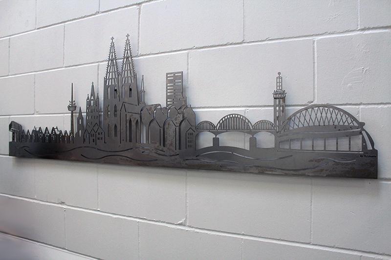 BCK Köln-Panorama - fast 2 Meter breit!